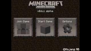 Minecraft Pocket Edition 0.6.0/ 0.6.1 alpha