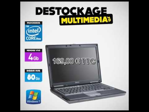 Destockagemultimedia PC Portable Materiel Informatique Multimedia Pas Cher Lyon