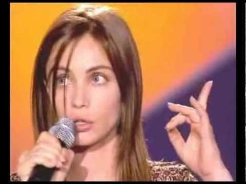 Emmanuelle Béart canta a Brassens  95 veces de 100  Subtitulado