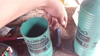 Teste solução bateria radnaq e mais forte precisa de água???