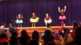 Matally's school talent show