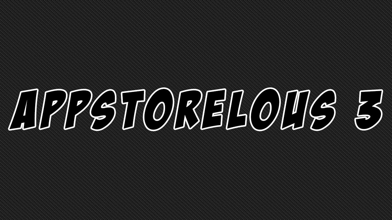 appstorelous 3