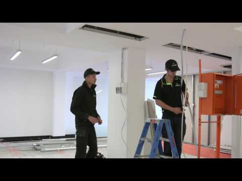 Electrical Services for Commercial Fit-Out Companies - Elecflight