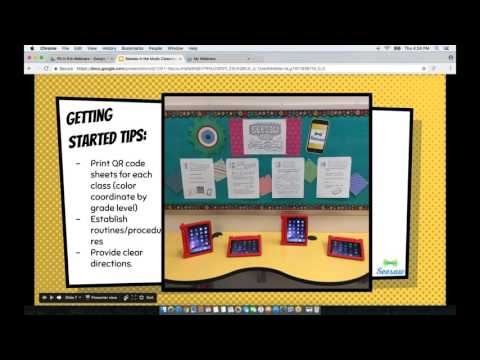 PD in Your PJs: Seesaw in the Music Classroom