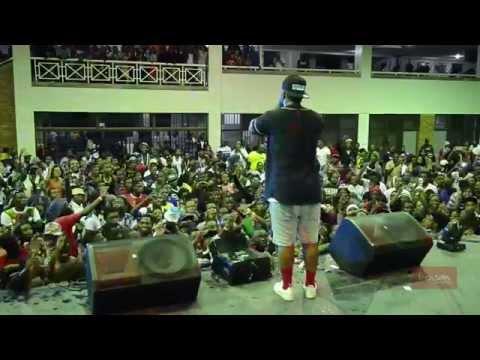 Cassper Nyovest - Turn Up Gang (Live in Malawi)