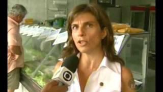 Cuidados na Hora da Compra do Peixe - Jornal da EPTV - Cristina Trovó