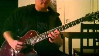 Kalmah - Bullets are blind (guitar)