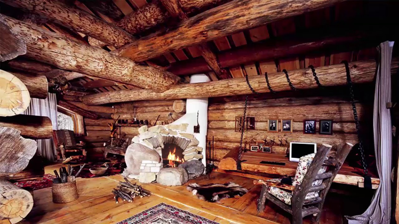 RELAXING ATMOSPHERE 3 HOURS Snowfall & Fireplace Sound - Crackling Sound