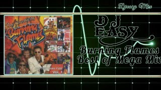 Repeat youtube video Burning Flames Classic Soca mix {1986 - 2000}  mix by djeasy