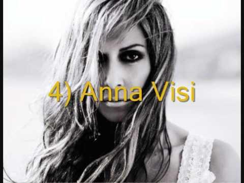 TOP 10 GREEK SINGERS 2000-2012 By GeO