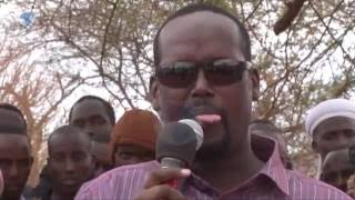 Mandera governor maintains his hardline stance to seek reelection in the 2017 polls
