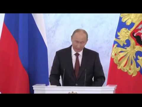 Наконец-то Путин сказал правду о ситуации в России. Жесть!