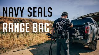 Navy SEALS Range Bag