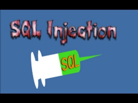 SQL Injection Attack Lecture