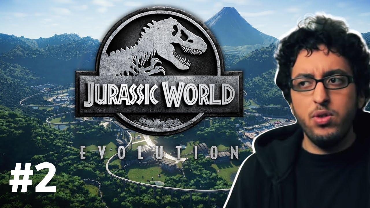 Karim Debbache - Jurassic World Evolution #2 | On dépense sans compter. (12/06/2018)