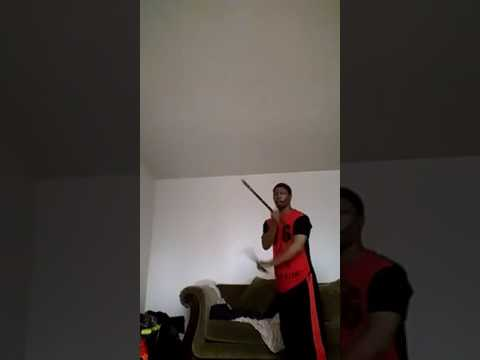 Asiatic system of universal Karate -DO & practice sticks workout's(11)