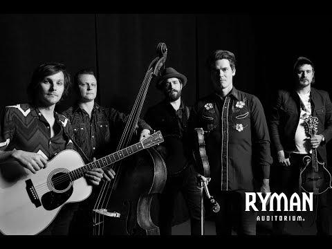 Old Crow Medicine Show - Live at the Ryman Album | Ryman Auditorium Mp3