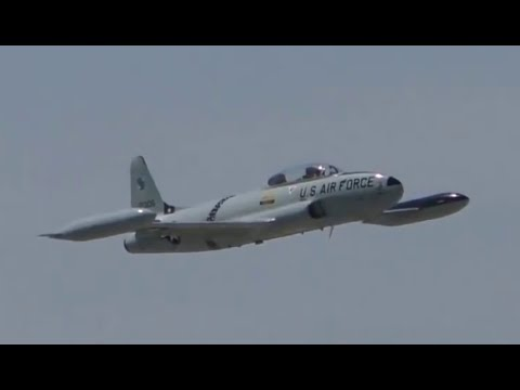 "T-33 Shooting Star ""Ace Maker"" demo!"