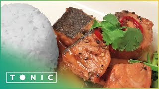 Clay Pot Salmon from Historical Vietnam | There's No Taste Like Home | Tonic