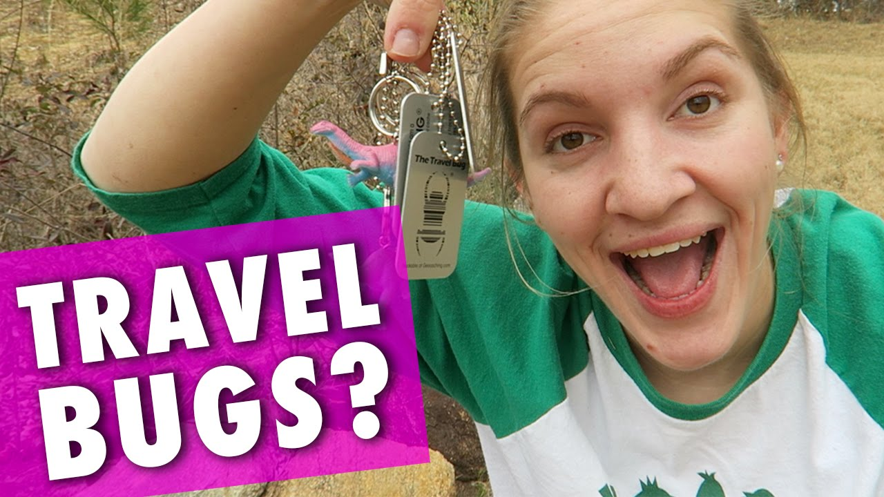 TRAVEL BUGS AND GEOCACHING?