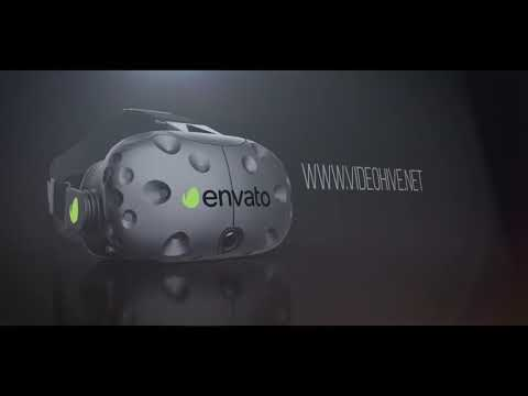 vr headset opener after effects template from videohive youtube