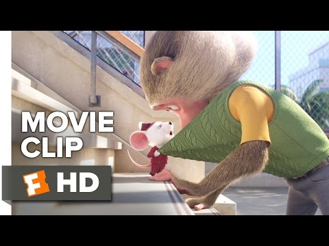 Sing Movie CLIP - Tip from a Monkey (2016) - Seth MacFarlane Movie
