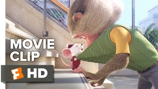 Sing Movie CLIP - Tip from a Monkey (2016) - Seth MacFarlane Movie