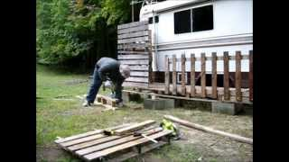 Building A Passive Solar Heating Porch For My Rv
