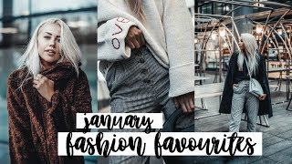 Most Worn Items: January 2018 | Copper Garden