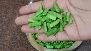 गवारीची भाजी | ह्या पद्धतीने बनवाल गवारीच्या शेंगाची भाजी तर खाताच रहाल | Gavarichya shengachi bhaji
