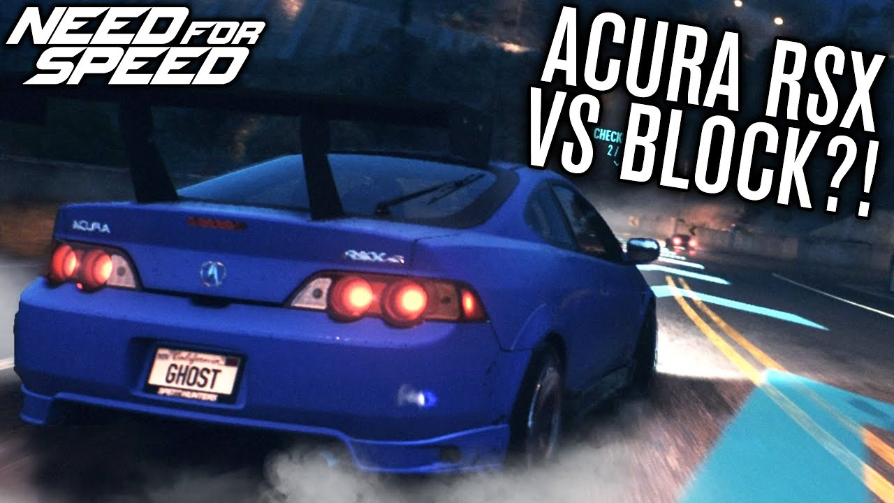 Acura Rsx Vs Ken Block Need For Speed 2015 Walkthrough Episode