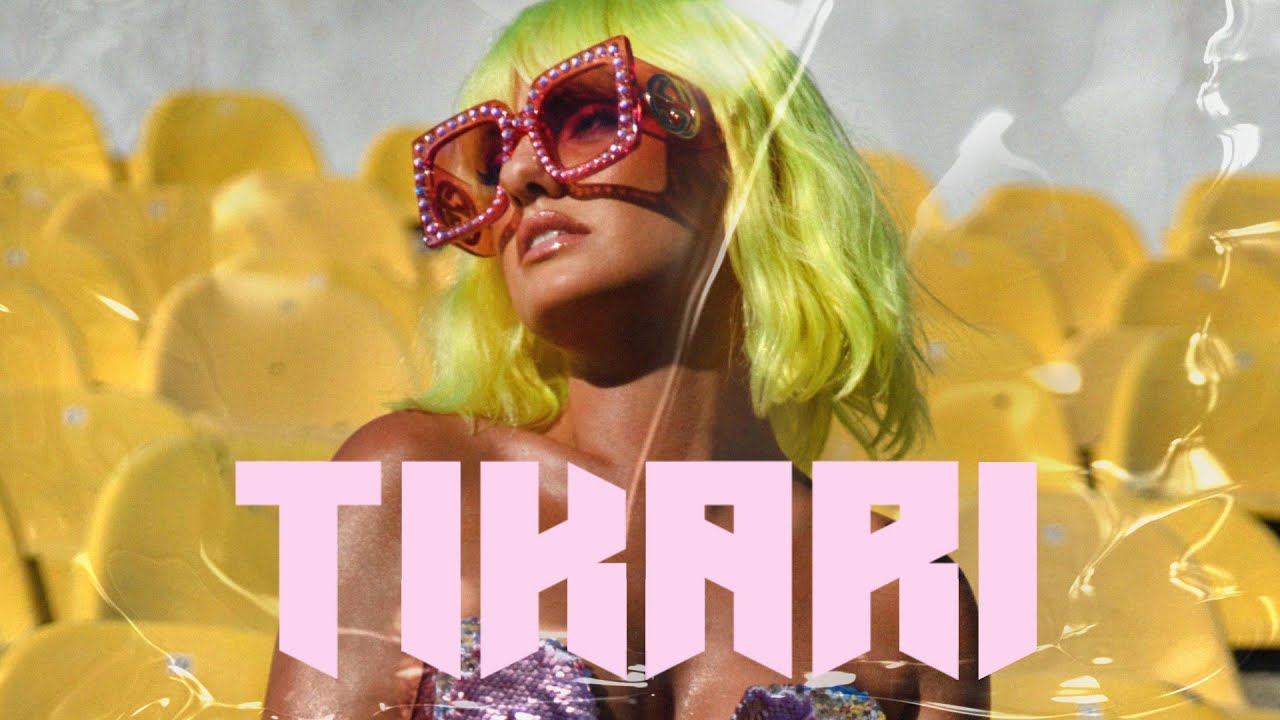 Alexandra Stan feat. LiToo - Tikari I Official Video - YouTube