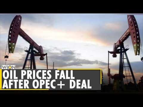 World Business Watch: Oil prices slip after OPEC and allies