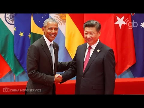 G20 summit: China, US ratify Paris climate agreement
