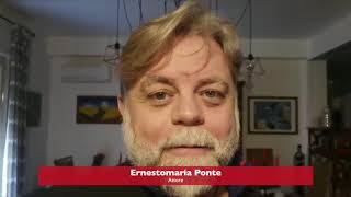 Ernestomaria Ponte per SOS CORONAVIRUS SICILIA