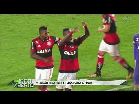 Rueda Terá Desfalques Para A Decisão Da Copa Do Brasil