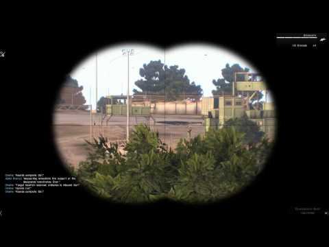 ARMA 3 - Survive - Radio Silence (TRACK IR)