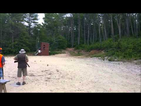 Some Footage Of Skeet Shooting At Waterford Fish And Game