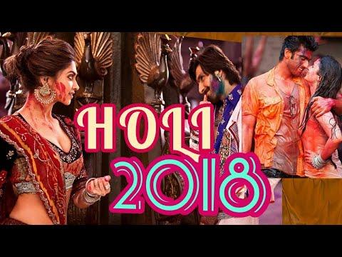 HAPPY HOLI SONGS 2018 | DJ MASH-UP NONSTOP SONGS |LATEST SONGS