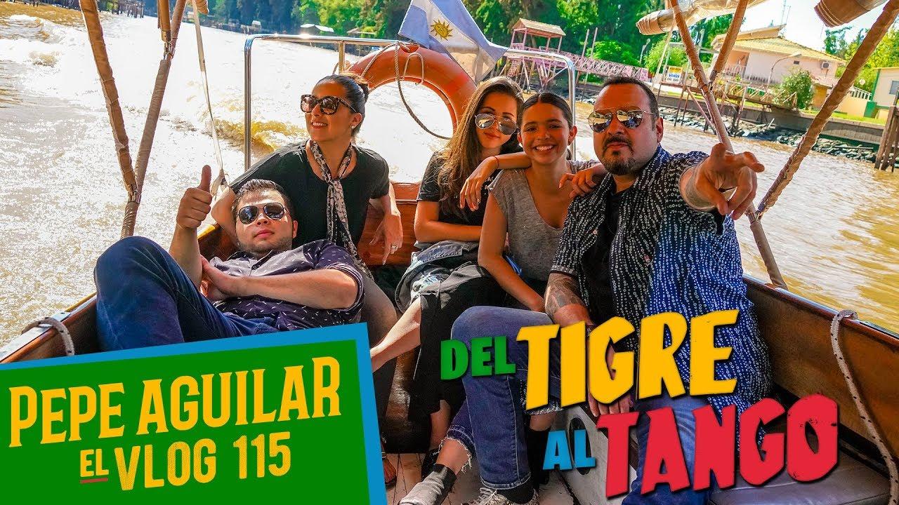 Pepe Aguilar - El Vlog 115 - Del Tigre Al Tango