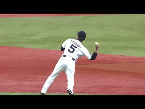 2014 NPB Second Base best plays