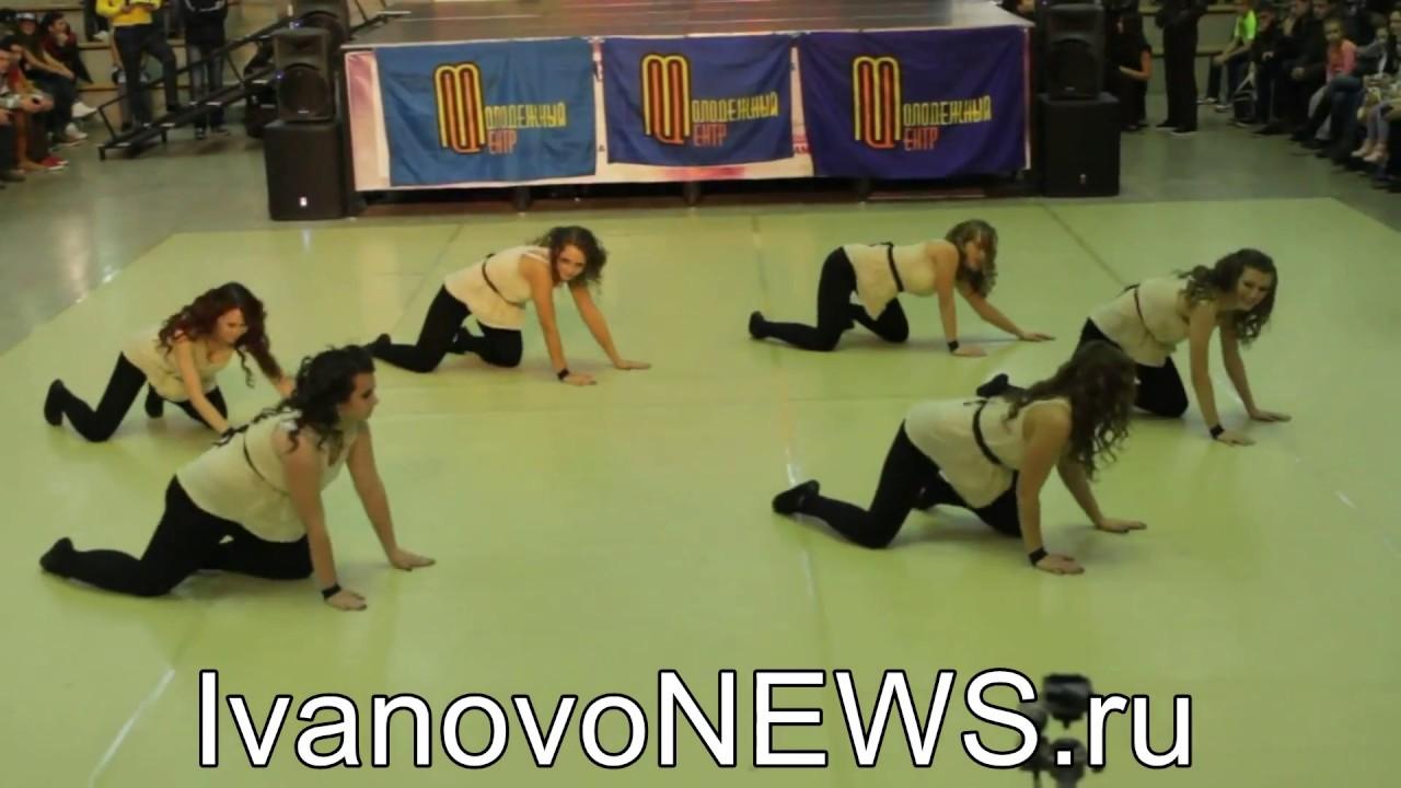 Семиклассницы танцуют стриптиз