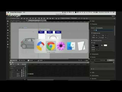 Advanced Google Web Designer