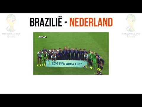 Samenvatting Brazilië - Nederland, Commentaar Jack van Gelder