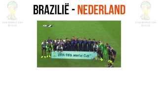 Video Samenvatting Brazilië - Nederland, Commentaar Jack van Gelder download MP3, 3GP, MP4, WEBM, AVI, FLV Juni 2018