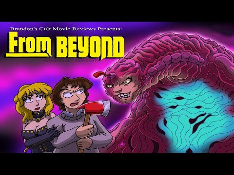 Brandon's Cult Movie s: FROM BEYOND