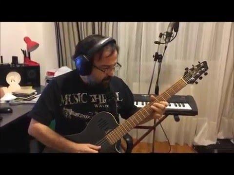 ioan gyuri pascu plays Santana;s Europa on acustic guitar ( cover)