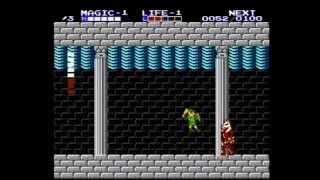 Zelda II All Keys 1h 18m 27s Speedrun Arctic Eagle 1:18.27