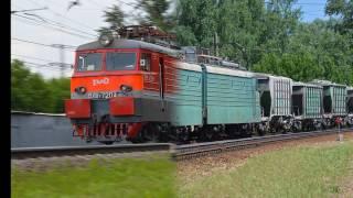 Электровозы России и СССР постоянного тока