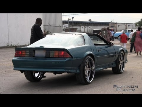 Camaro Rs On Staggered 24 S Chi Town Series Youtube